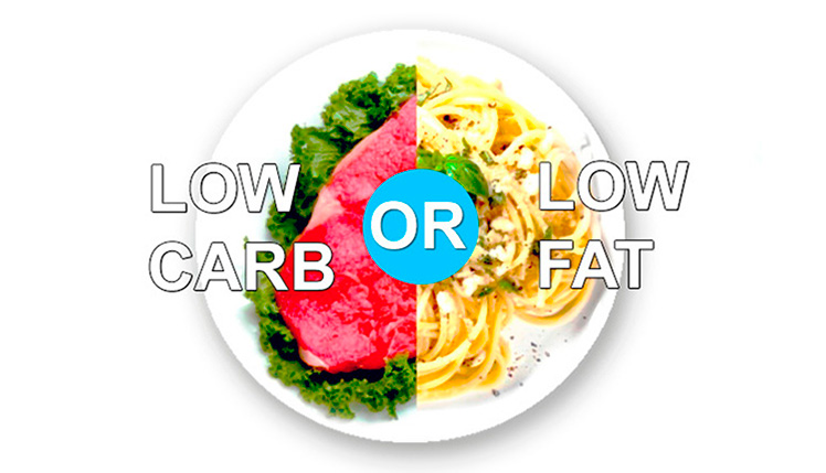 low fat diet vs low carb Apparently a low carb diet causes increased weight loss what you'll takeaway – 1 many believe low carb diets can result in increased weight loss and some even claim without any calorie deficit, resulting in an advantage over other higher carb diets.