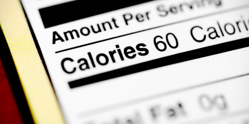CALORIES MATTER… OR DO THEY?