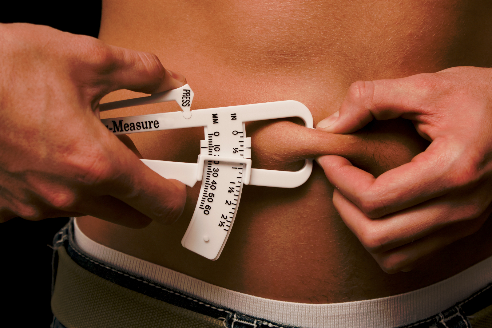 body fat percentage to get abs