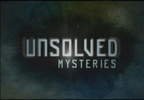New logo for unsolved mysteries