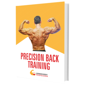 3d cover Back Workout Ebook