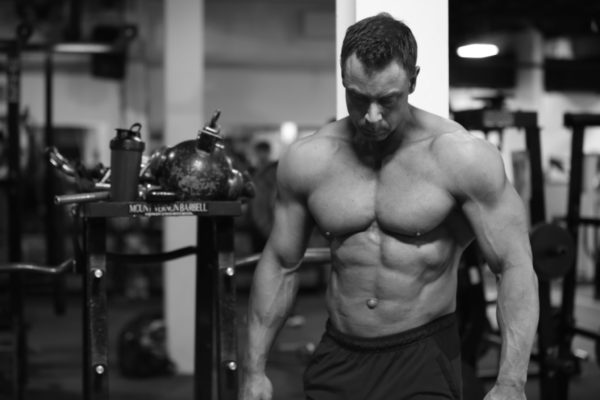 How to properly eat and train when bulking!
