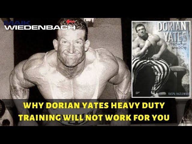 Mike Mentzer Heavy Duty Training- Why it Will Not Work For You!