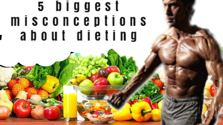 The Top 5 Mistakes When Dieting