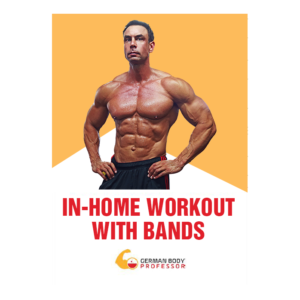 In Home Workout with Bands