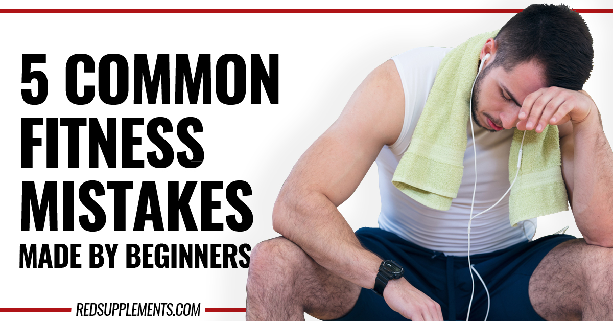 The 5 Biggest Mistakes People Make in the Gym