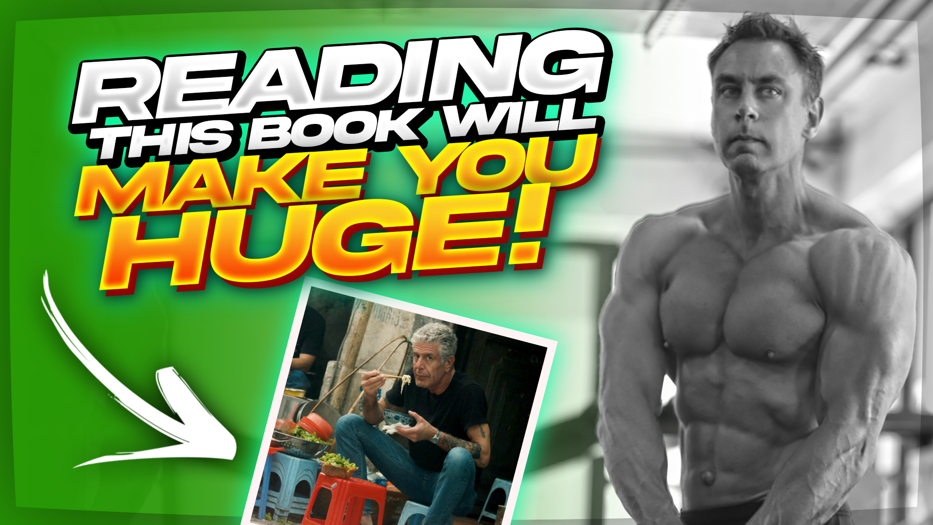 Why Reading This Book Will Get you in Great Shape!
